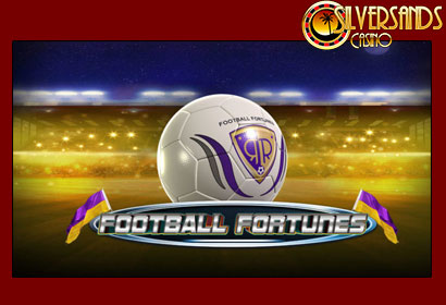 Football Fortune Free Spins Promotion at Silversands Casino
