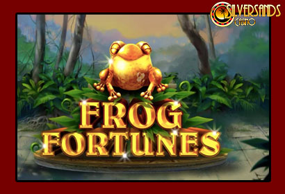 Frog Fortunes RTG Slot at Silversands