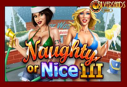 40 Free Spins Promotion - Naughty or Nice 3