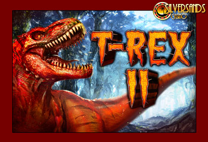 Deposit And Free Spins Bonus Promotion - T-Rex II