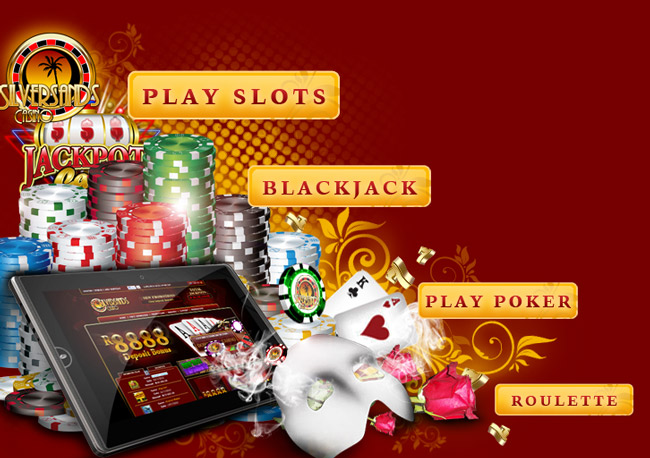 Play all your top casino games here.