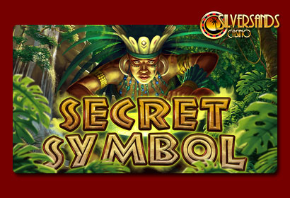Play the new Secret Symbol Slot At Silversands Casino