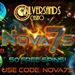 Click Here to Get 50 Free Spins on Nova 7s Slot